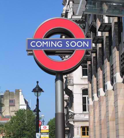London Underground sign generator from RedKid.Net